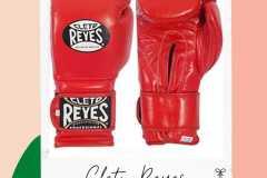 Cleto Reyes guantes de boxeo 3