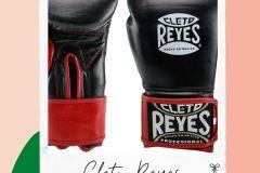 Cleto Reyes guantes de boxeo 1