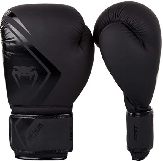 VENUM Contender 2.0 Guantes de Boxeo, Unisex Adulto