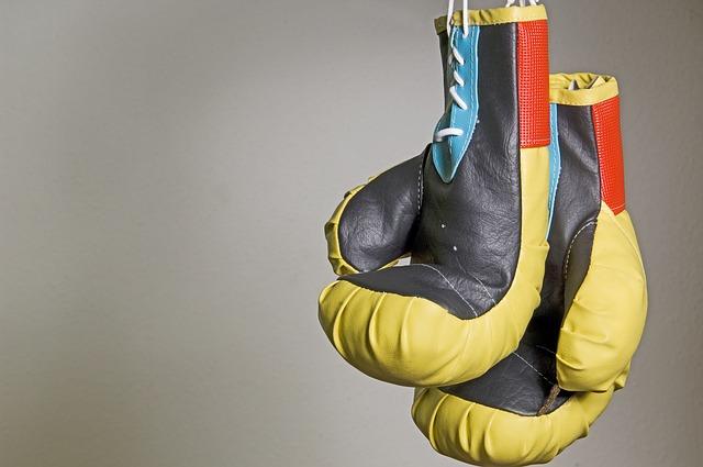 Cómo limpiar guantes de boxeo