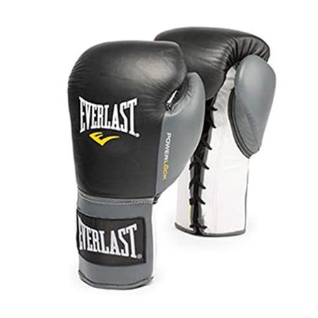 Everlast Adultos Caja Artículo 2270 Power Lock Fight Gloves Lace Up, 57