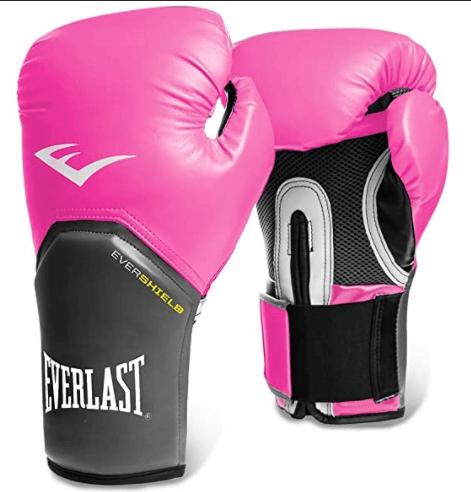 Everlast Pro Style - Guantes de Boxeo-color Rosa