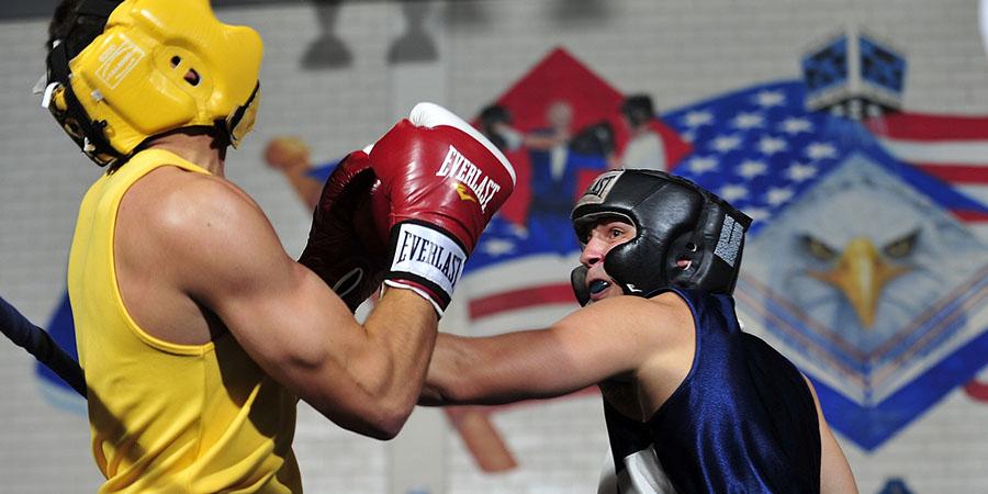 Everlast guantes de boxeo