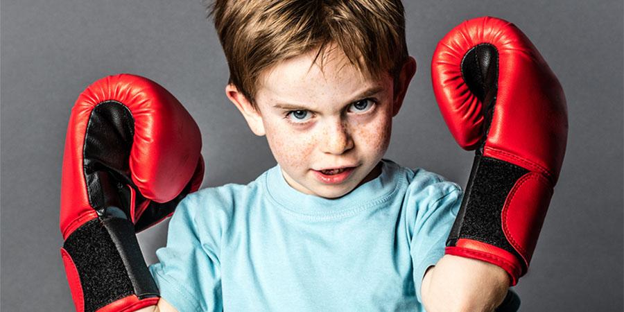 beneficios del boxeo para niños