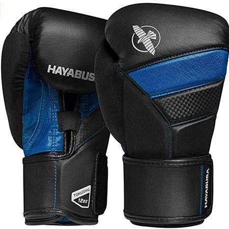 Boxe guantes Azul T3 hayabusa