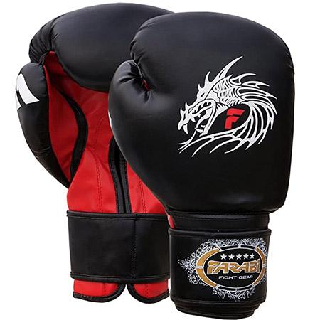 Guantines de boxeo farabi box Dragon