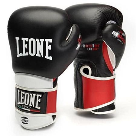Guantes de box unisex de la marca Leone