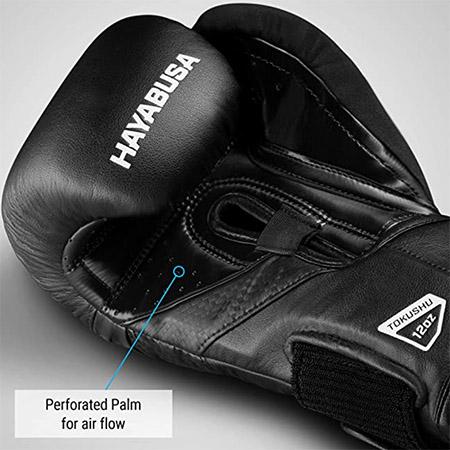 boxeo guantes T3 hayabusa