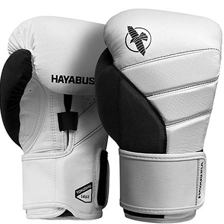 guantes de boxeo T3 blanco intero Hayabusa