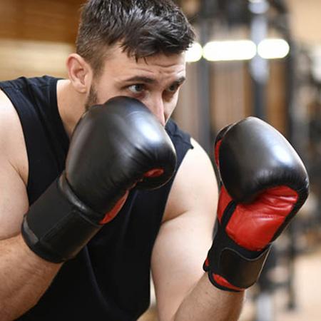 ¿Cómo entrenar boxeo en casa?