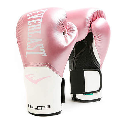 Everlast Elite Prostyle - Guantes de Boxeo para Mujer