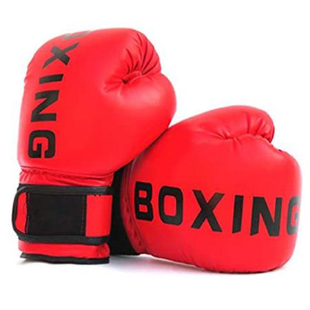 FUMEI Guantes de Boxeo para Niños para Sparring, Saco de Boxeo, Muay Thai y Kick Boxing, MMA, 6oz copia