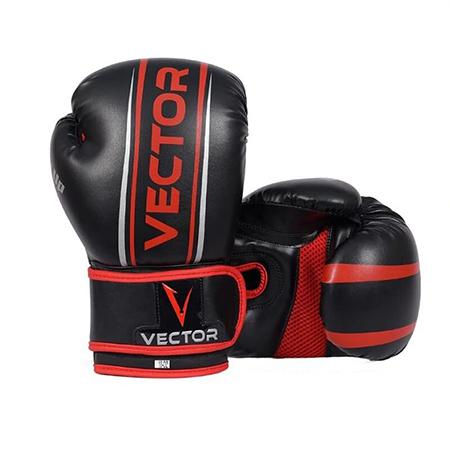 guantes de boxeo para niños de entrenamento