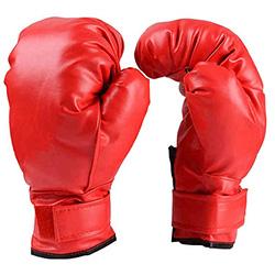 guantes de boxeo baratos de PVC