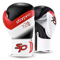 guantes de boxeo de polipiel