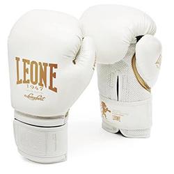 guantes leone blancos