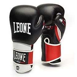 Leone 1947 - Guantes de Boxeo, Unisex, para Adulto, Color Negro, 14 oz2