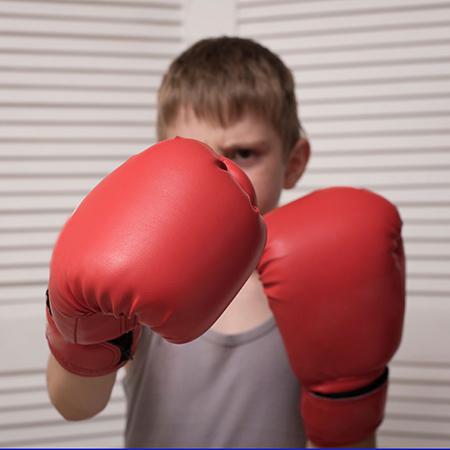 guantes de box 6 oz
