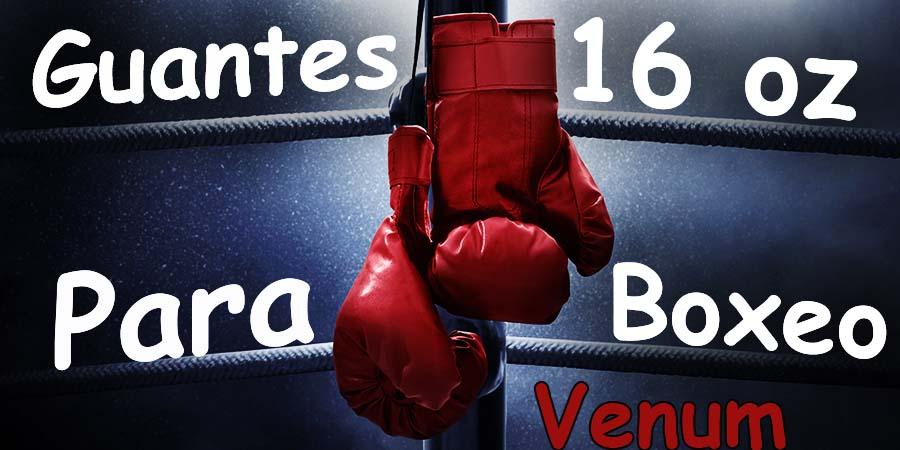 guantes de box 16 oz venum