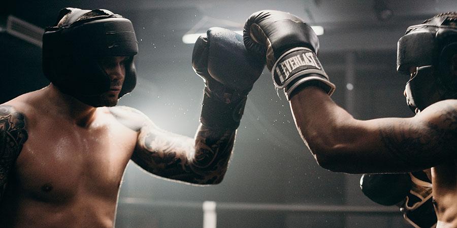 guantes de boxeo 14 onzas