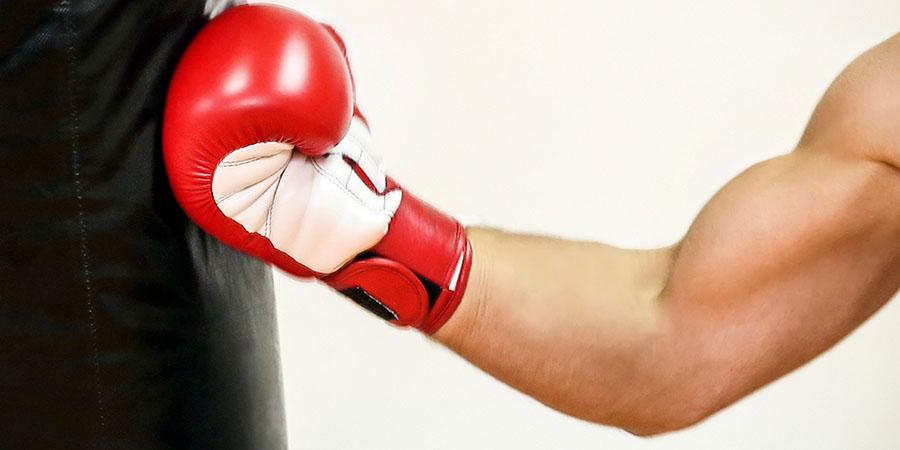 guantes de boxeo 20 onzas