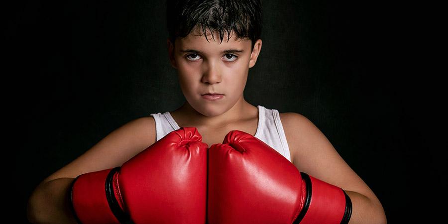 guantes boxeo 8 onzas
